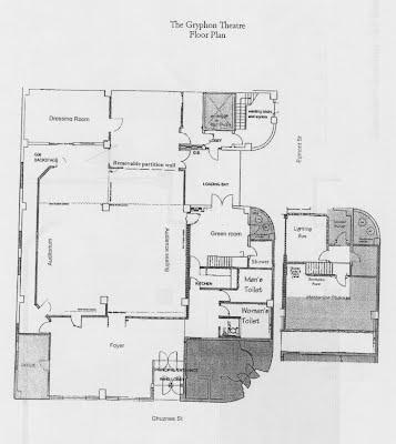 Gryphon floor plan